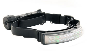 400-006 Performance Fire Fighter Headlamp